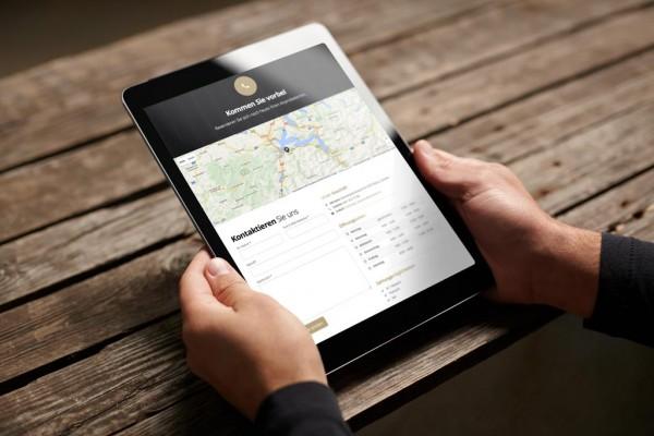 Hochzeits-Träume auf dem iPad