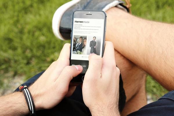 Hochzeits-Träume auf dem iPhone 6