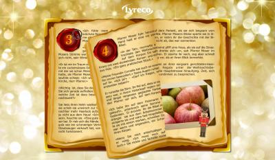 Lyreco Adventsbuch 2014