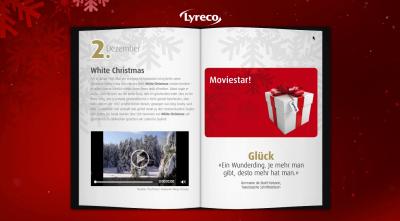 Lyreco Adventsbuch 2013